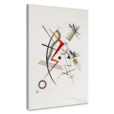 Leinwandbild Kandinsky - Jahresgabe für die Kandinsky Gesellschaft