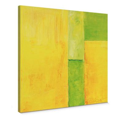 Leinwandbild Schüssler - Spring Composition III