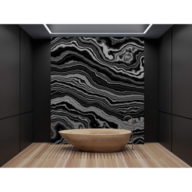 Livingwalls Fototapete Walls by Patel 2 onyx 1 - Bild 1