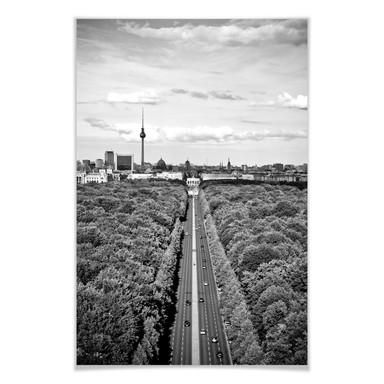 Poster Der Himmel über Berlin