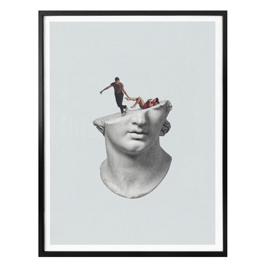 Poster Léon - Get ouf of my head