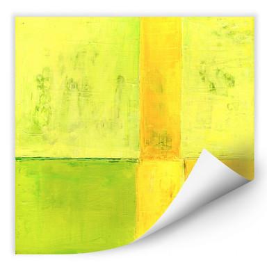 Wallprint Schüssler - Spring Composition I