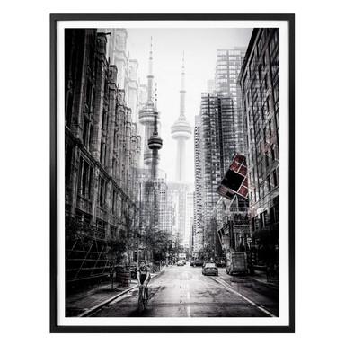 Poster Chiriaco - Strassen in Toronto