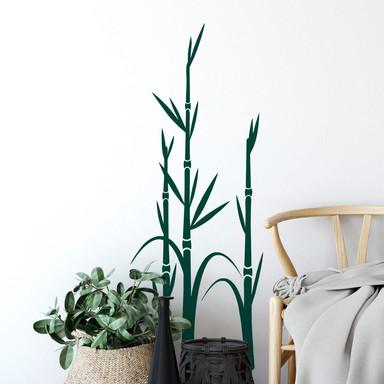 Wandtattoo Bambus 1