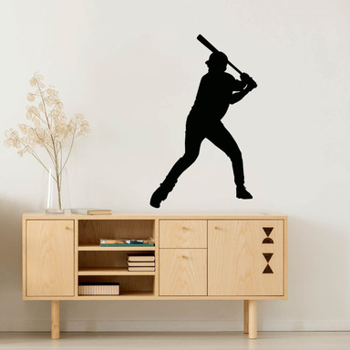 Wandtattoo Baseball 4
