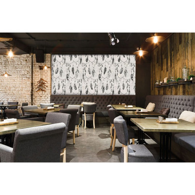 Architects Paper Fototapete Atelier 47 Boho Feather mit Federn