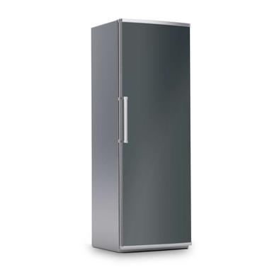 Kühlschrankfolie 60x180cm - Blaugrau Dark- Bild 1