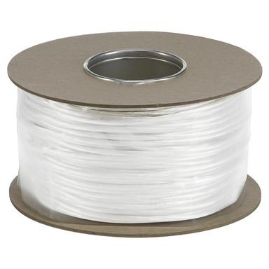 Tenseo Seilsystem, Niedervolt-Seil, 6 mm², weiss, 100 m