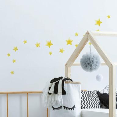 Wandsticker Stars