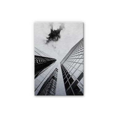 Alu-Dibond Bild Skyscraper