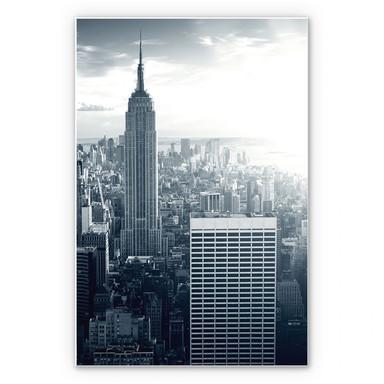 Hartschaumbild The Empire State Building