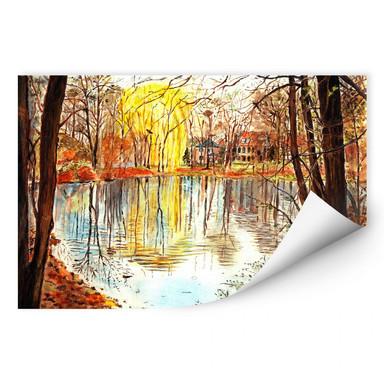 Wallprint Toetzke - Herbstzauber