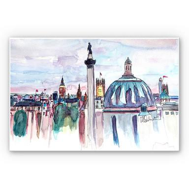 Wandbild Bleichner - London Skyline