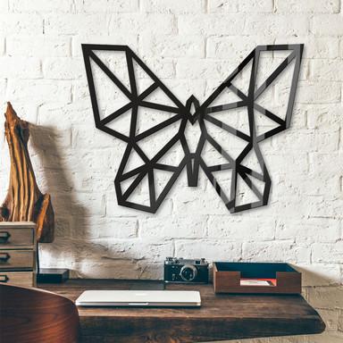 Acryldeko Origami Schmetterling