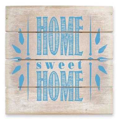 Holzbild Home Sweet Home 2
