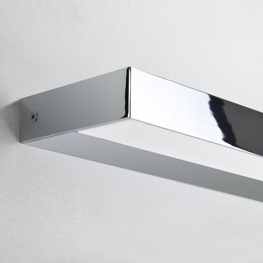 LED Spiegelleuchte Axios in Chrom 5.9W 205lm
