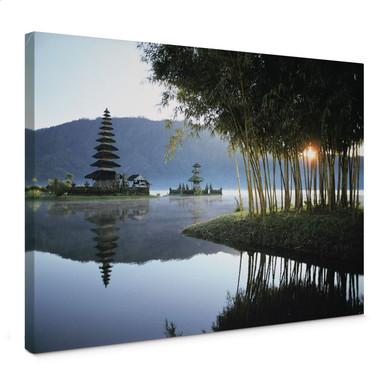 Leinwandbild NG Japanischer Tempel