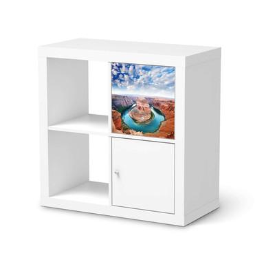 Möbelfolie IKEA IKEA Expedit Regal Schubladen - Grand Canyon