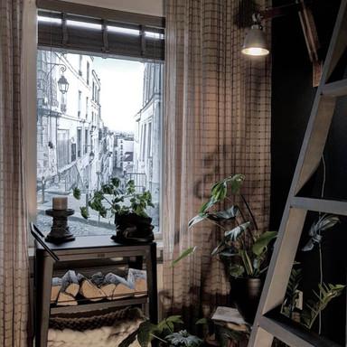 Sichtschutzfolie Monmartre