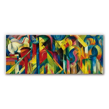 Wandbild Marc - Stallungen