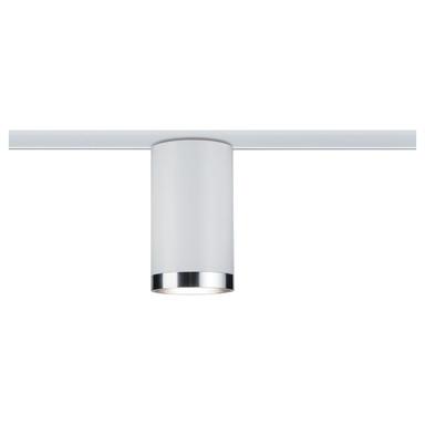 URail System LED Spot Tube in weiss GU10 1x6.5W