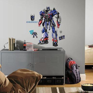 Wandsticker Transformers Optimus Prime - Bild 1