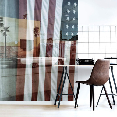 Fototapete Ochlich - American Reflection