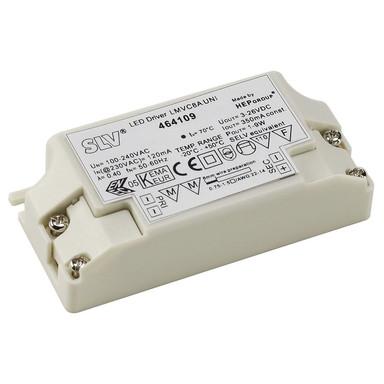 LED-Treiber, 8VA, 350mA, inkl. Zugentlastung
