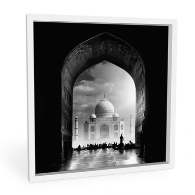 Wandbild Buhligaha - Mystical Taj Mahal