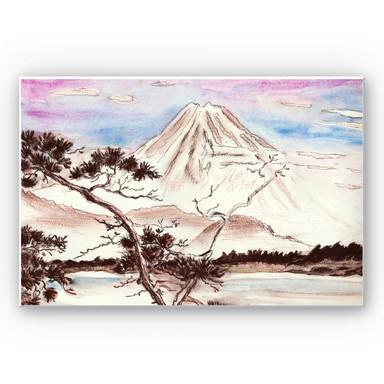 Wandbild Toetzke - Asian Landscape