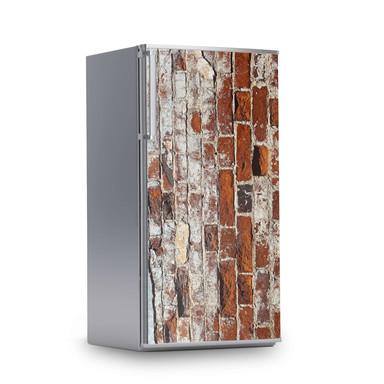 Kühlschrankfolie 60x120cm - Backstein- Bild 1