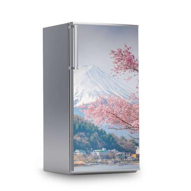 Kühlschrankfolie 60x120cm - Mount Fuji- Bild 1