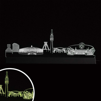 LED Skyline BVB