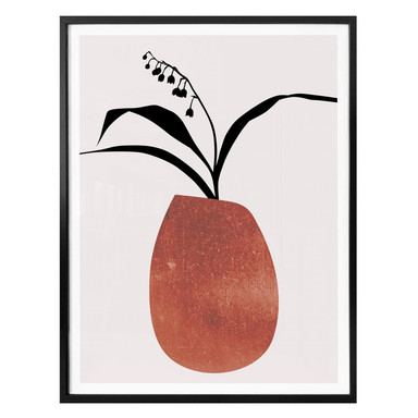 Poster Kubistika - Winterblüher