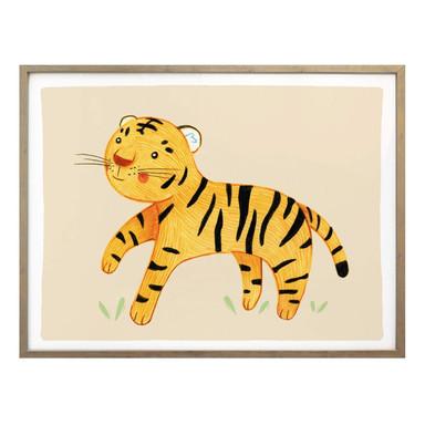 Poster Loske - Tiger
