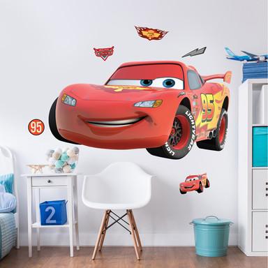 Wandsticker Disney Cars - Lightning McQueen