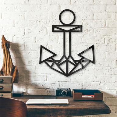 Acryldeko Origami Anker