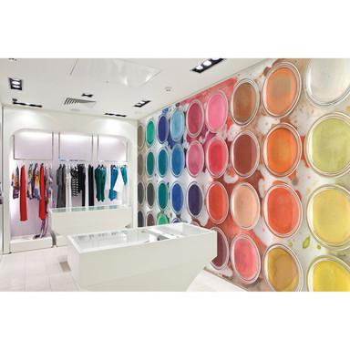 Architects Paper Fototapete Atelier 47 Paint box modern