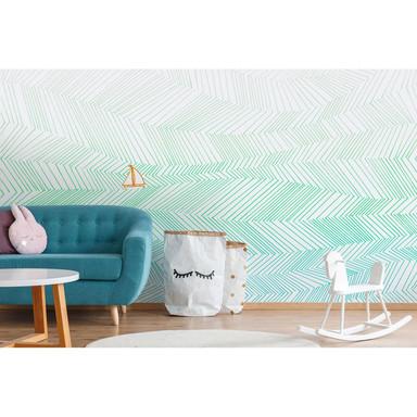 Architects Paper Fototapete Atelier 47 Waves Artwork Meer