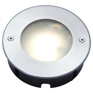 LED Bodeneinbauleuchte Strata aus Edelstahl IP67