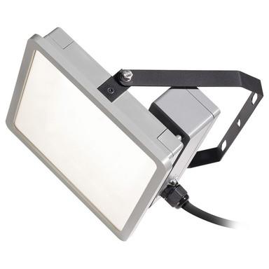 LED Wand- und Deckenleuchte Almino in Grau 45W 5500lm IP65