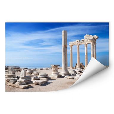 Wallprint Ruinen der Antike