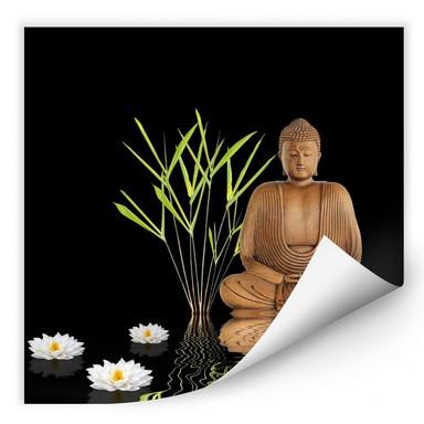 Wallprint Zen Buddha