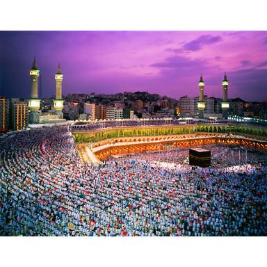 Fototapete Mekka
