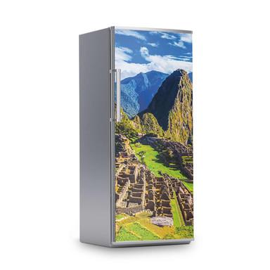 Kühlschrankfolie 60x150cm - Machu Picchu- Bild 1
