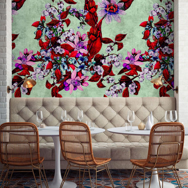 Livingwalls Fototapete Walls by Patel 2 tropical passion 3 - Bild 1