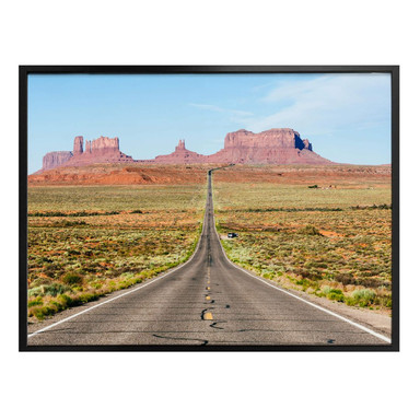 Poster Colombo - Monument Valley in Arizona