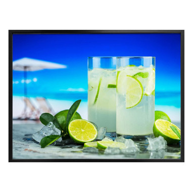 Poster Tropical Lime