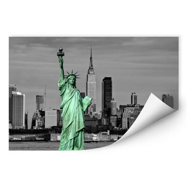 Wallprint Statue of Liberty
