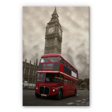 Alu Dibond Bild Visit London